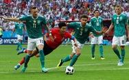 Xếp hạng bảng F World Cup 2018: Đức chót bảng