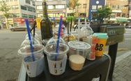 Hàn Quốc thanh tra, xử phạt cửa hàng dùng ly nhựa một lần