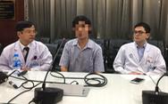 Lần đầu tiên ở Đông Nam Á: robot lấy thận ghép