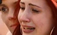 Video clip fan xinh đẹp Đức khóc như mưa khi đội nhà bị loại