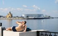 Vẻ đẹp 'ngủ quên' ở Nizhny Novgorod