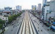 Tháng 8 sẽ chạy thử tàu đường sắt Cát Linh - Hà Đông