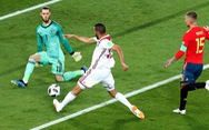 De Gea vẫn ra sân dù phong độ kém tại vòng bảng World Cup 2018