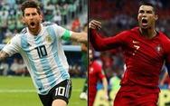 Cân 'áp lực gánh team' của Messi và Ronaldo