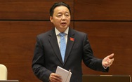 Bộ trưởng Trần Hồng Hà: Có ô nhiễm không khí nhưng chưa nghiêm trọng