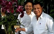 Sẽ có hoa lan tên Kim Jong Un và Donald Trump ở Singapore?