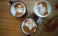 Cơn sốt 'cà phê Kim Jong Un' tại Hàn Quốc