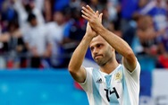 Mascherano giã từ tuyển Argentina
