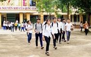 Hơn 80% thí sinh Quảng Trị dưới trung bình môn sử, tiếng Anh