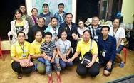 World Cup nhân văn ở Tham Luang