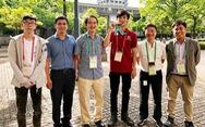 Sinh viên ĐH Duy Tân trong Đội Vô địch CDIO Academy 2018, Nhật Bản