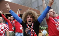 Lịch thi đấu World Cup vòng bán kết ngày 11-7