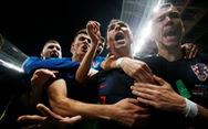 Đồ họa video: Bàn thắng của  Mandzukic đưa Croatia vào chung kết