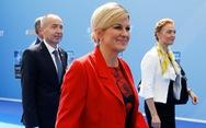 Tổng thống Croatia - bậc thầy xây dựng thương hiệu quốc gia qua bóng đá