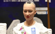 Robot Sophia đến Việt Nam: 'Người trẻ phải sẵn sàng đón nhận thách thức'