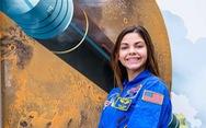 Ước mơ táo bạo của cô gái 17 tuổi lên sao Hỏa