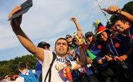 Muôn màu Fan Fest của World Cup 2018