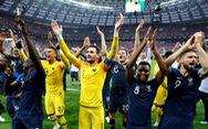 Chân dung đội Pháp đăng quang World Cup 2018