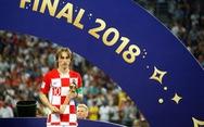 Modric xứng đáng nhận Quả bóng vàng dù thua trận chung kết