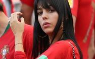 Bạn gái Ronaldo bị trút giận sau thất bại của CR7 ở World Cup