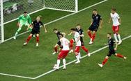 Croatia - Đan Mạch 1-1: Subasic giúp Croatia thắng 3-2 trên chấm 11m