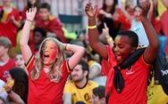 Bỉ - Nhật: Sẽ là địa chấn nếu Nhật thắng