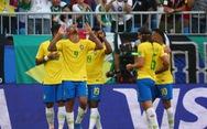 Vào tứ kết với Neymar tỏa sáng, Brazil 'hiện hình' là ứng viên số 1
