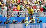 Đưa Brazil đi tiếp, Neymar vượt mặt cả Ronaldo và Messi
