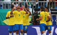 Thắng Mexico thuyết phục, Brazil lên giá trong mắt nhà cái