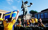 Thụy Điển - Thụy Sĩ: Hi vọng không chán như Croatia - Đan Mạch