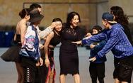 Tinh thần người trẻ 'đánh thức' Mỹ Linh trong MV 'Bài ca tự do'