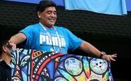 Maradona tình nguyện huấn luyện tuyển Argentina miễn phí 8 năm