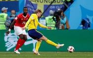 Thắng Thụy Sĩ 1-0, Thụy Điển điềm nhiên vào tứ kết