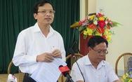 Nhiều bài thi ngữ văn ở Sơn La bị giảm điểm sau chấm thẩm định