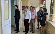 Xác minh dấu hiệu bất thường điểm thi tại Lạng Sơn, Sơn La