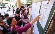 Bất thường tuyển sinh lớp 10 Hà Nội, lỗi tại ai?