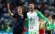 Người hùng đưa Croatia vào tứ kết bị FIFA cảnh cáo
