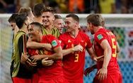 Khẳng định đẳng cấp, Bỉ tiễn Brazil về nước