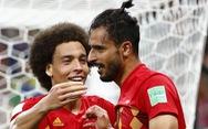 Thắng Brazil, Nacer Chadli lấy lại thanh danh cho anh em 'tóc ngành'