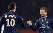 Trước thềm tứ kết, Zlatan và Beckham hẹn lịch… đi mua đồ