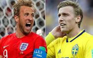 Tỉ số đối đầu Anh - Thụy Điển: Hòa