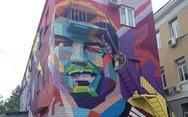 Thành phố 'ám quẻ', cầu thủ cứ lên hình graffiti là... về nước