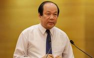 Sẽ cách chức Thứ trưởng Bộ Công an Bùi Văn Thành