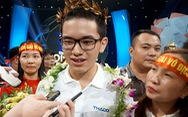 Nguyễn Hoàng Cường vô địch Đường lên đỉnh Olympia 2018