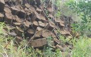 Phát hiện núi đá dĩa ở Quảng Ngãi