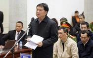 Ông Đinh La Thăng kháng cáo xin xem xét lại tội danh