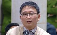 Luật sư đề nghị đổi tội danh bị cáo Trịnh Xuân Thanh