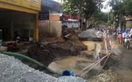 Cấm đào đường trong 15 ngày tết Nguyên đán