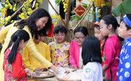 'Lễ hội tết xưa' cho học sinh