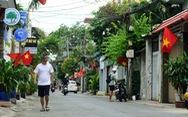 Phố xá Sài Gòn vắng vẻ, se lạnh ngày đầu năm